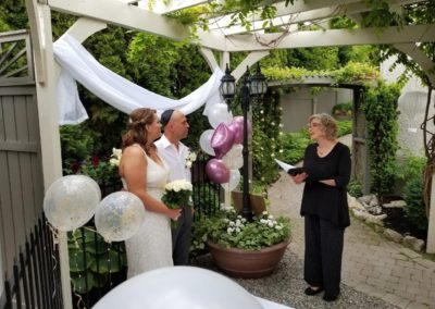 Our small wedding venue in Kelowna accommodates your wedding preferences to the tee