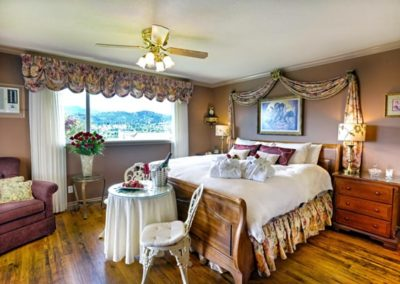 The Regal View Honeymoon Suite, Fit for a King & Queen with Sweeping Views