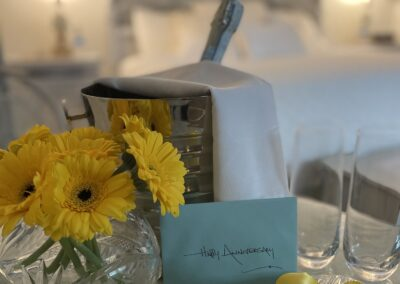 Celebrate your Anniversary at A Vista Villa Couples Retreat in Kelowna